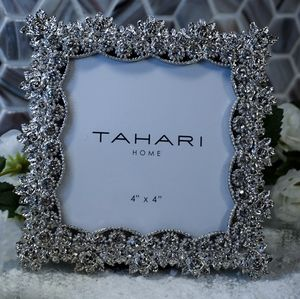 Tahari Home Picture Frame 4x4